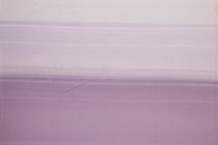 Estela del horizonte palido,(encontrado en 1998 nunca expuesta) Tela de algodón, 140 x 170 cm