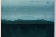 4. Estela del cerro azul, ,(encontrado en 1998) Tela de algodón, 140 x 170 cm