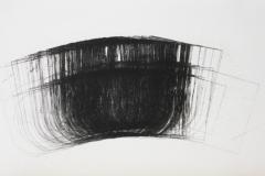 8. Registro chico y movimiento. 2010, Impresión de placa industrial sobre papel Hahne Müller 300 gr.  35 x 47 cm.  Edición de 8