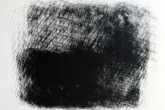Registro grande saturado  2017.  Impresión de placa industrial sobre papel Hahne      Müller 300 gr.  78 x 95 cm. Edición de 08